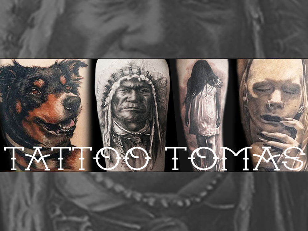 Tattoo Studio Tomas