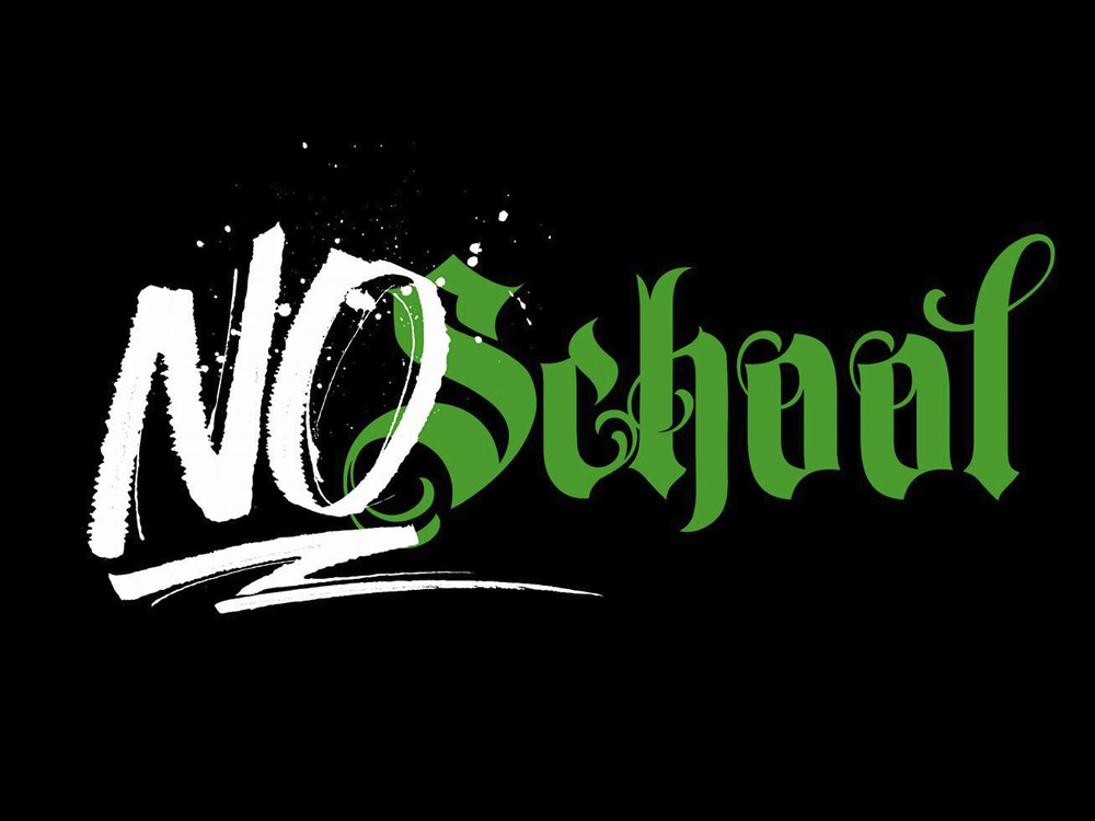 No School Tattoo