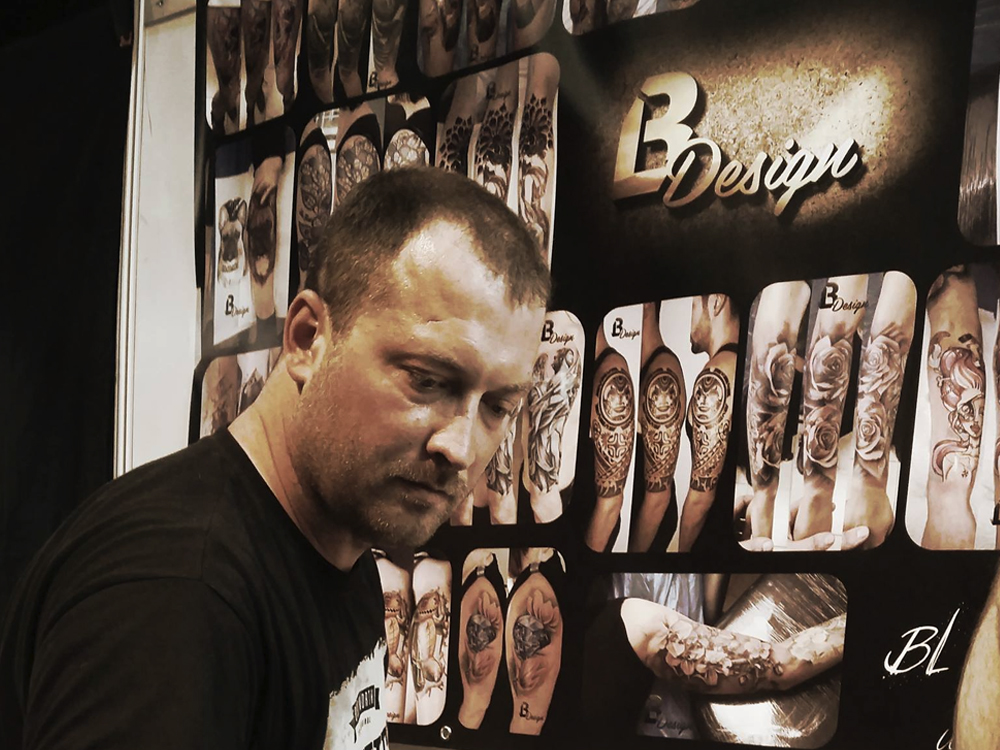 BL Design Tattoo Studio
