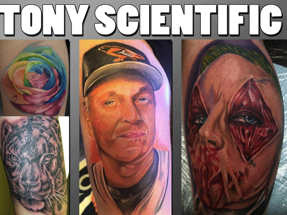 Tony Scientific