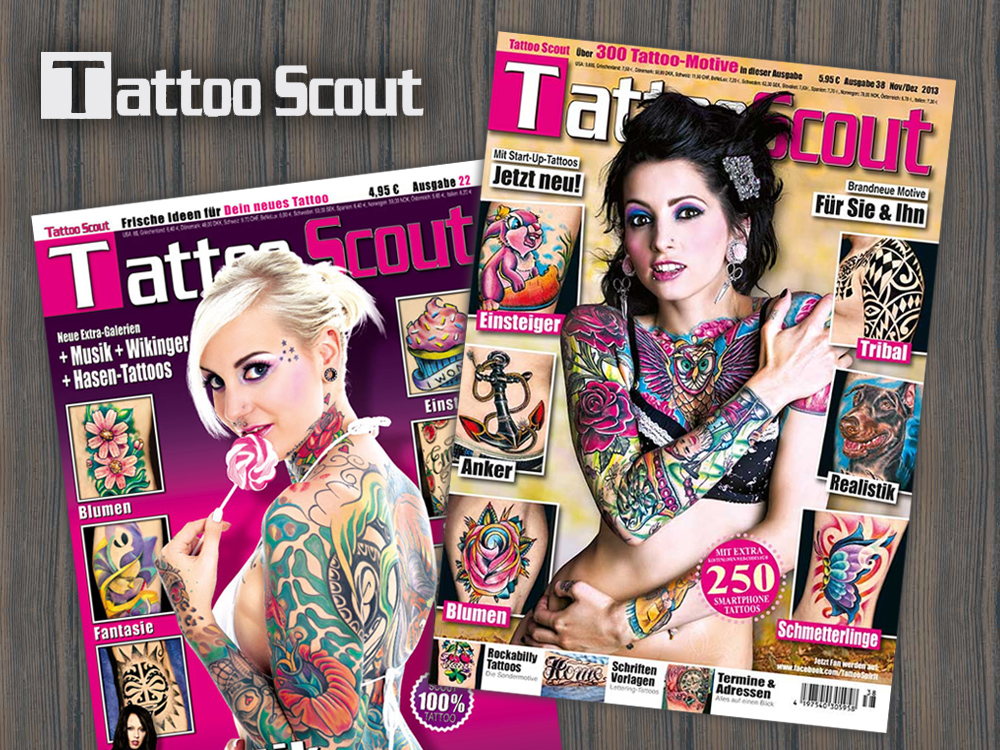 Tattoo Scout