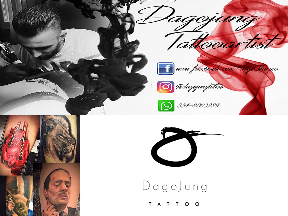 Dago Jung Tattoo