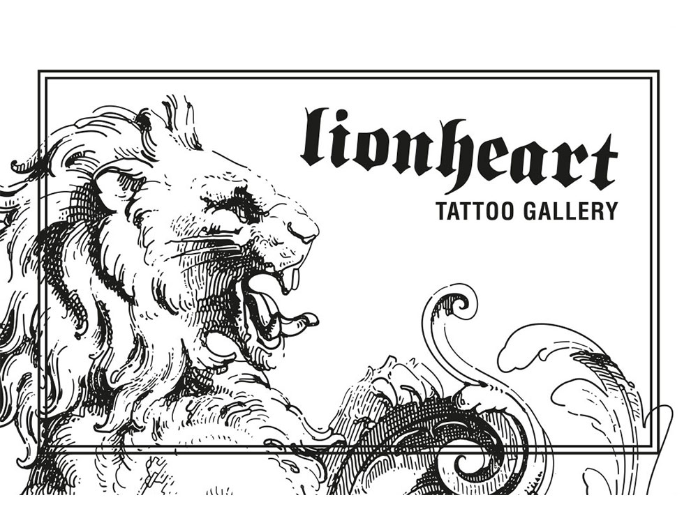 Lionheart Tattoo Gallery