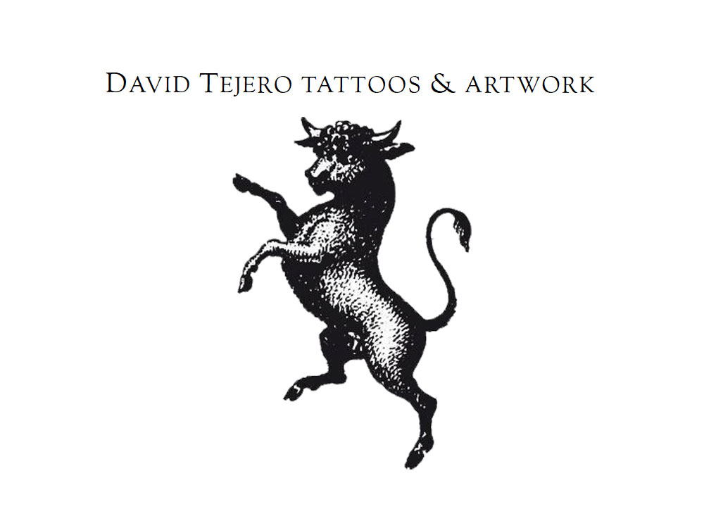 David Tejero Tattoos & Artwork