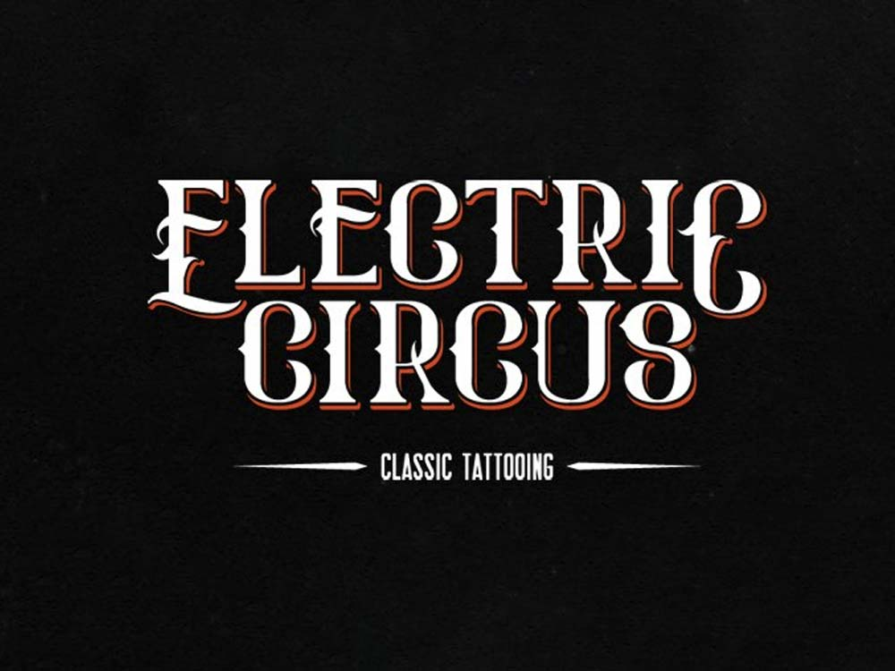 Electric Circus Classic Tattoo